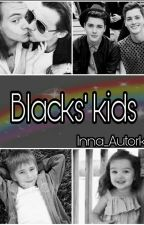 Blacks' kids by Inna_Autorka