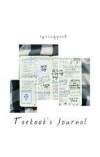 Taekook's Journal // v • k by springyeol