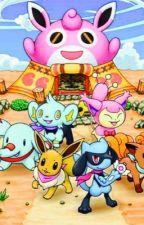 Rpg Pokemon donjon mystère  by HarugoTakazumi
