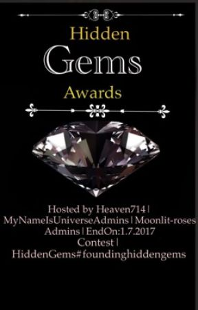 Hidden Gems Awards by Heaven714