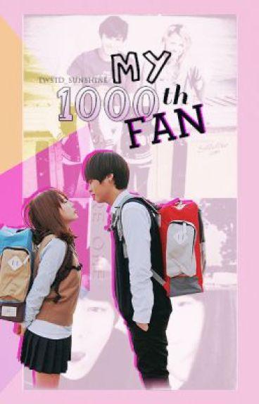 My 1000th Fan [One Shot Story] by Twstd_sunshine