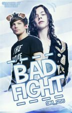 Bad fight ||Larry by Sim_1255