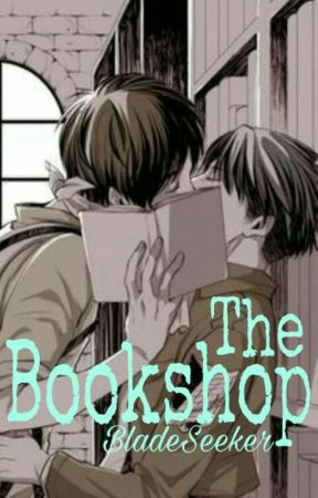 The Bookshop - Levi x Eren by BladeSeeker