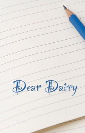 Dear Dairy by Cas_is_trash
