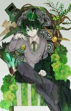 Harrison Slytherin by Naruko_99