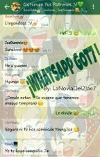 Whatsapp GOT7  by LaNoviaDel2Jae7
