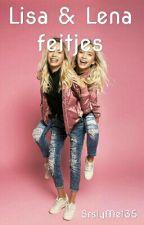 Lisa en Lena feitjes by SrslyMe135