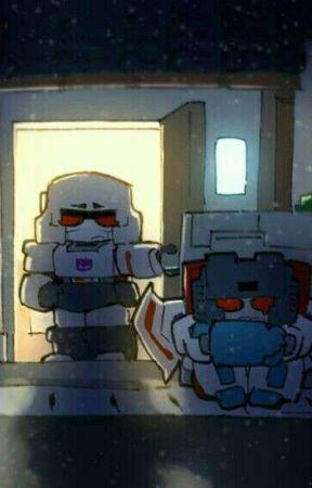 Transformers One-Shots (Second Book) - Optimus Prime X Human