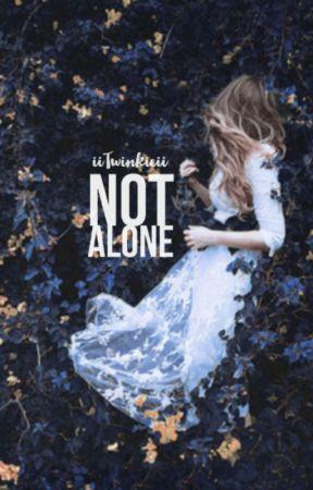 Not alone by iiTwinkieii