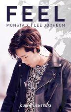 F E E L ;Lee Jooheon by QuinnFuentes73