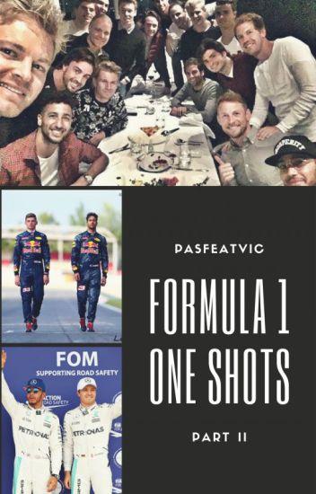 Formula 1 One Shots - CLOSED
