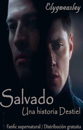 Destiel: Salvado by Elygweasley