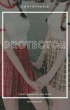 Protector  Taekook by Smutnysosik