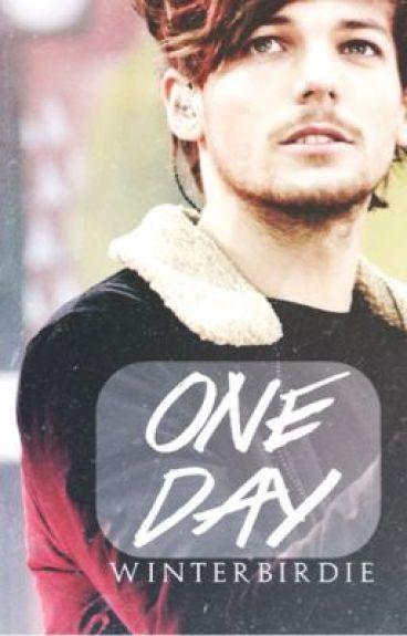 ♤ one day ♤ l.t    au   