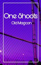 ❝ ONE SHOOTS❞ ➳ OLD MAGCON by SkarletDream98
