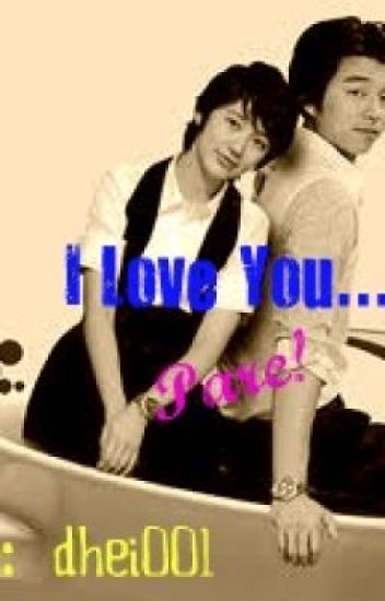 I love you Pare