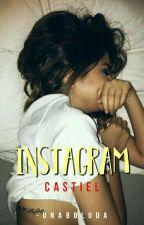 Instagram; Castiel by -unaboluda