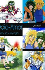 Odio-Amor ShunxHyoga by Shun_Andromeda