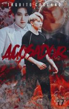 *: ・°✧Acosador [SOONHOON]✧°・:* by TaquitoCoreano
