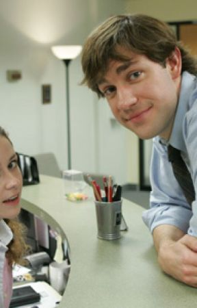 Jim and Pam - The Office [U.S] AU - CASINO NIGHT AND ON by MidriffMustache