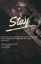 STAY √ soonhoon by _sayreal