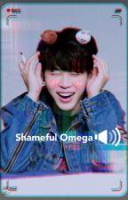 Shameful Omega  (Jikook & vmin)  by Jimin_yeet21