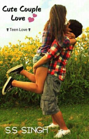 Cute Couple Love by Shru_437