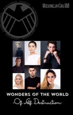 Wonders of the World of Self Destruction by MockingjayGirl100