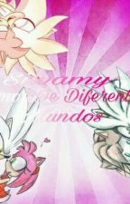 Silvamy:Amor De Diferentes Mundos by brenda_edith