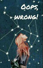 Oops, wrong!- Chaelisa by blinkookie