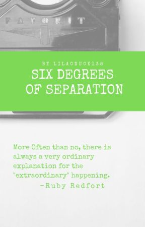 Six Degrees Of Separation Ruby Redfort