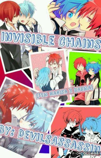 Invisible Chains Fem Nagisa X Karma Kitsune Wattpad