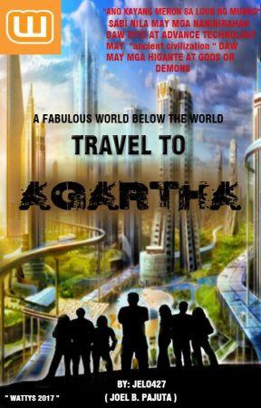 TRAVEL TO AGARTHA ( WATTYS 2017 ) by Jelo427