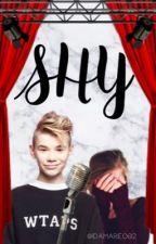 ~ SHY ~ by idamarie0612