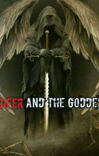 Lucifer and the Goddess  (Lucifer Reader X  Modaka Magica) by Redwoulfe
