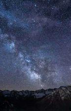 Les étoiles dans tes yeux. by Guegue99