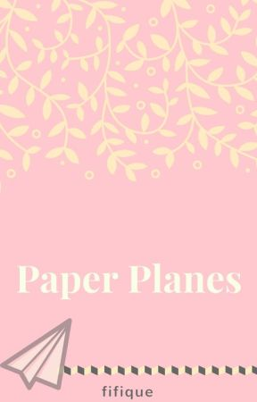 Paper Plane by fifique