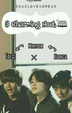 3 Charming Host - TaeGi, KookGa, MinYoon by Cha2LoveKorean