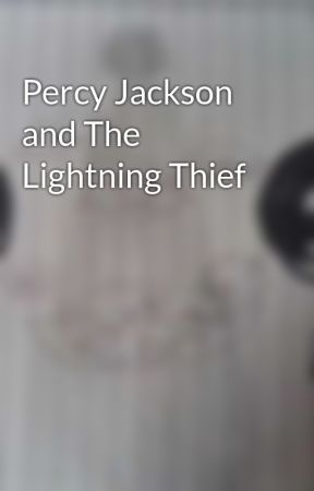 Percy Jackson and The Lightning Thief by ShadowZZE