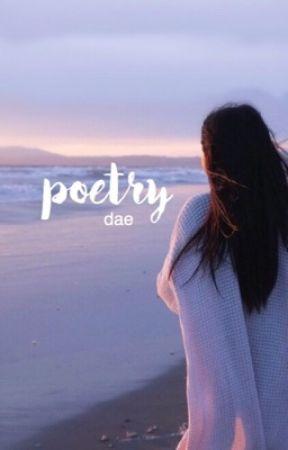 poetry ; yoonseok by daedreams-