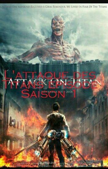 l attaque des titans saison 1