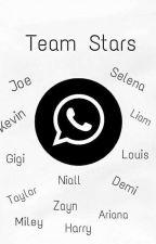 Grupo De WhatsApp De Famosos • Terminada by Carostephanie