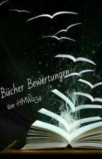 Bücher Bewertungen  by HMW234
