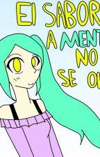 El Sabor A Menta No Se Olvida~ by Kaoi_chan