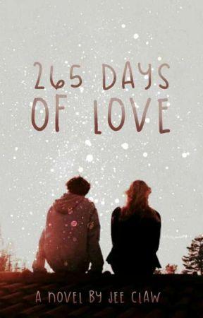 265 Days of Love ✓ by xxkalasenja