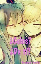 "~""¿Celos? ¿De ti?""~ LenKu by xKurumi_San"