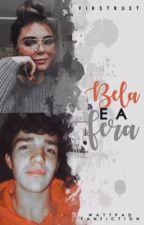 A BELA E A FERA ✕ aaron carpenter by firstrust