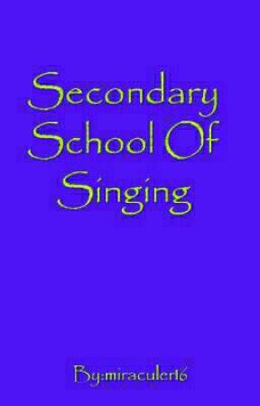 Secondary School Of Singing by Anto_Miraculer16
