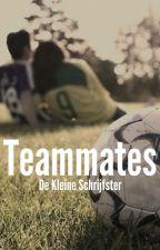 Teammates |voltooid| by EerlijkeLeugenaar
