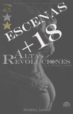 Altas Revoluciones (Escenas+18) by green_tango